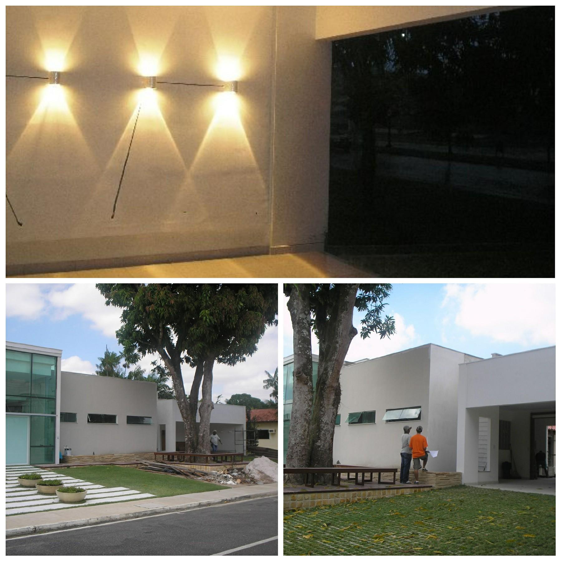 Obra de reforço estrutural - Garagem - Cristal Ville